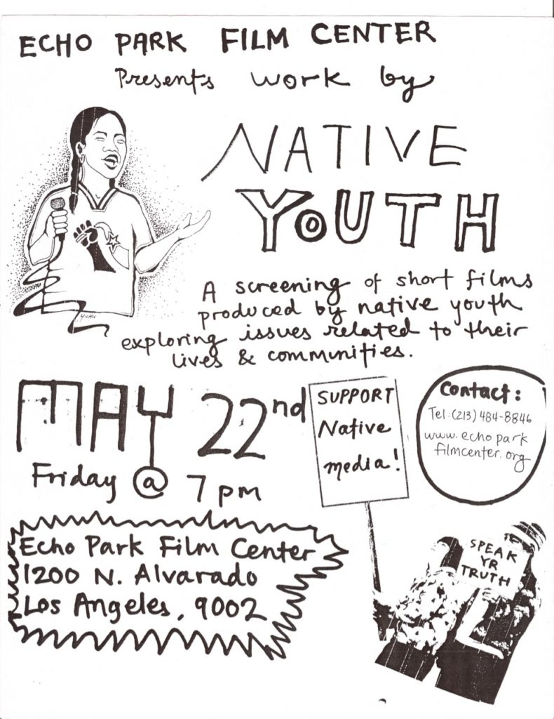 native youth flier (1)